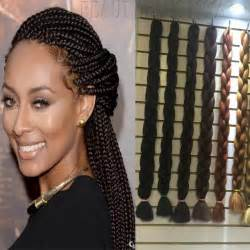 x braid hair wholesale good quality 100 synthetic xpression braiding hair 82