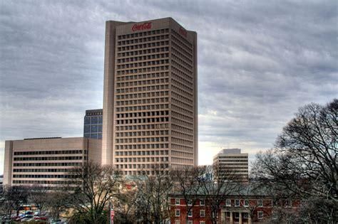 Coca Cola Atlanta Office by Coca Cola Headquarters Hdr Photo Page Everystockphoto