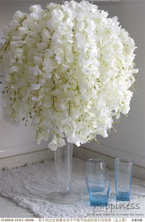 Wedding Arch With Hanging Flowers by Wisteria Pudding Wedding Arch Square Rattan Simulation