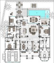 Single Story House Plans With 2 Master Suites 1000 Ideas About 4 Bedroom House On Pinterest Renting