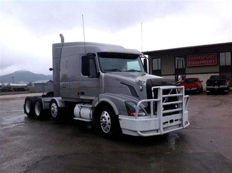 volvo truck sleeper 2006 volvo vnl84t630 sleeper truck for sale 1 107 523