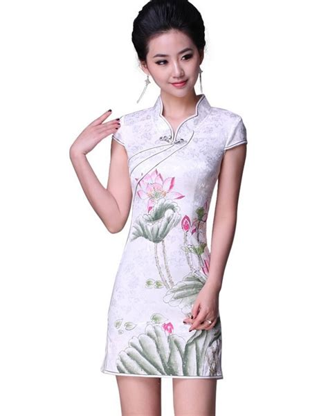 Baju Dress Lq 10 Cheongsam Maron 64 best images about robes on traditional westerns and designer clothing