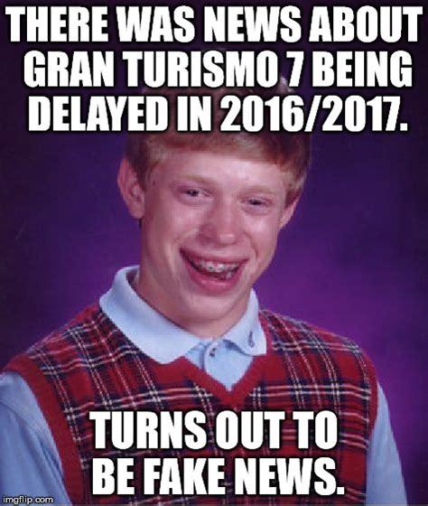 Bad News Brian Meme - bad luck brian meme imgflip