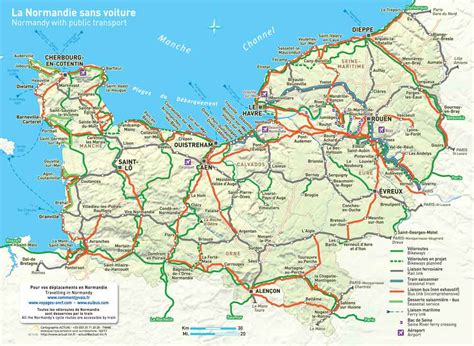 normandy map map of normandy where is normandy getting around normandy tourism