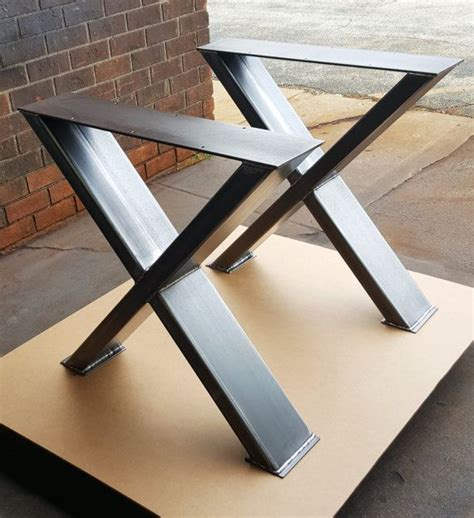 how to sturdy table legs sturdy model heavy01 dining table quot x quot legs heavy duty