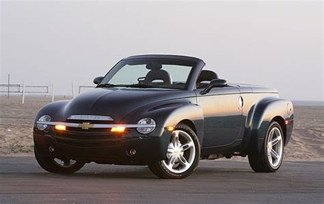 blue book value used cars 2005 chevrolet ssr seat position control used 2006 chevrolet ssr for sale pricing features edmunds