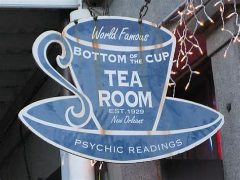 psychic tea room new orleans quarter and psychics on