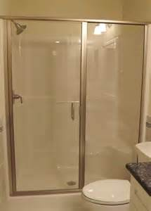 semi frameless shower doors raleigh nc shower glass
