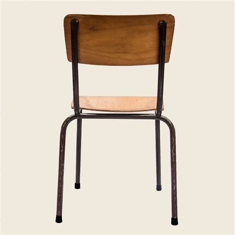 school armchair vintage stacking school chairs vintage matters