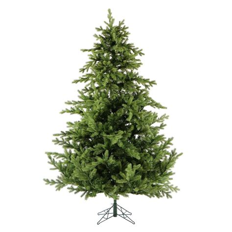fraser hill farm 9 ft unlit foxtail pine artificial