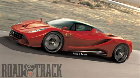 New Enzo Ferrari by New F70 Enzo Fun To Look At Fun To Drive Pinterest