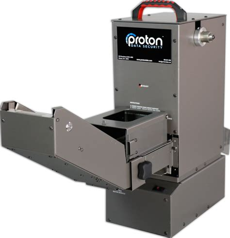 Proton Data Security by Proton Pds 100 Drive Crusher Proton Data Security
