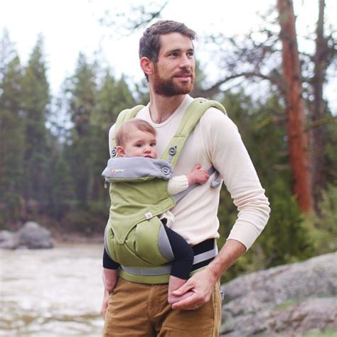 best baby carrier for your back 3 of the best baby carriers for dads cool picks