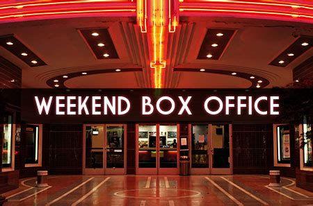 This Weekend Box Office by April 15 17 Weekend Box Office How Much Did Make