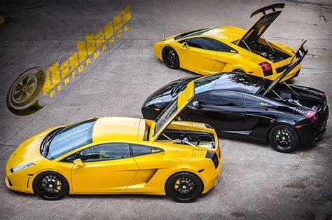 2012 Lamborghini Gallardo Dallas Performance Stage 3