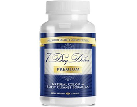 Premium Detox 7 Day by 7 Day Detox Premium Review Does This Product Really Work