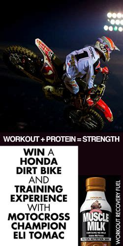 Dirt Bike Giveaway - honda dirt bike dirt bikes and honda on pinterest