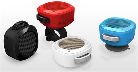 10 Dollar Rugged Bluetooth Speakers - divoom bluetooth speakers offer big sound in a small package