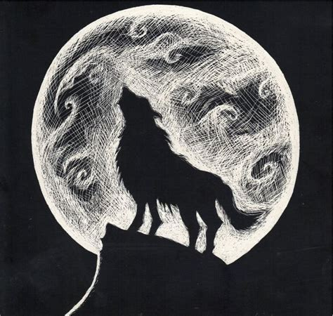 wolf moon peter owen best 25 wolf howling drawing ideas on howling wolf tattoo wolf howling and animal