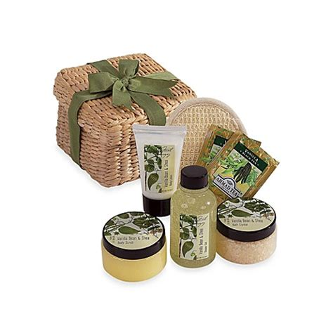 bed bath and beyond gift baskets buy renew you spa gift basket from bed bath beyond