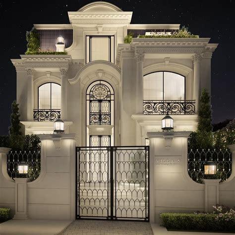 villa architecture design qatar doha الدوحه