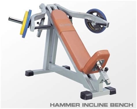 hammer strength bench press lexco hammer strength incline bench press rrp 2500 product