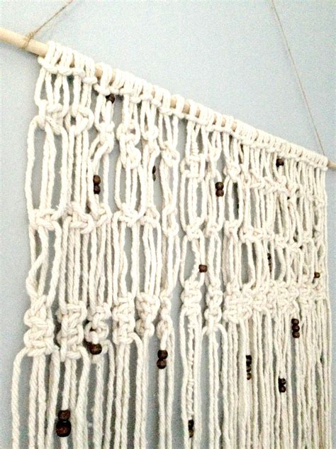 Diy Macrame - diy macrame wall hanging in city