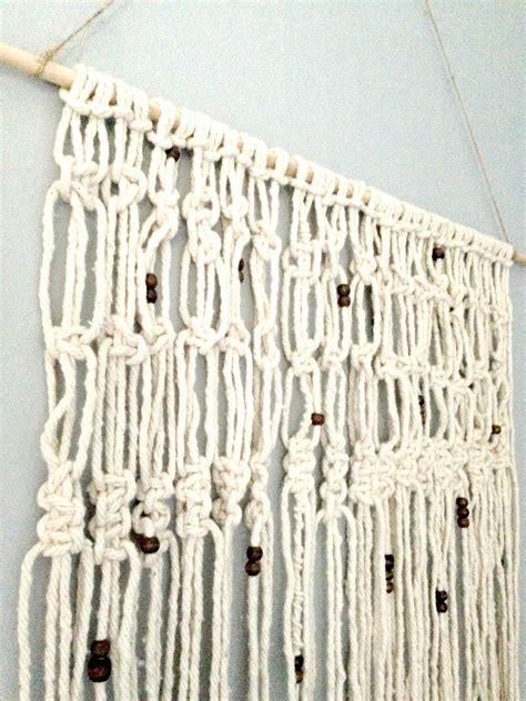 Diy Macrame Wall Hanging - diy macrame wall hanging in city