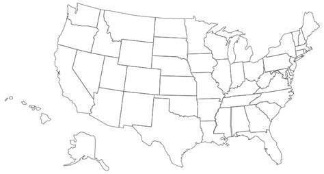Drawing 50 States by Small Town Usa Map Click Quiz By Wyomingfreak