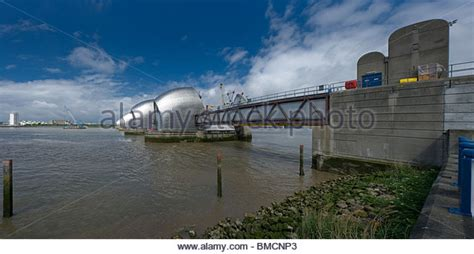 thames barrier south side charlton stock photos charlton stock images alamy