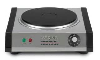 How To Clean An Induction Cooktop Amazon Com Waring Db60 Portable Double Burner Electric