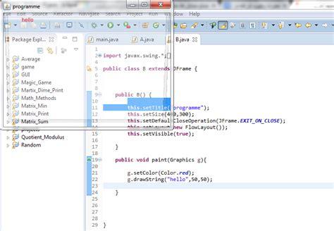 java transparent jframe background stack overflow