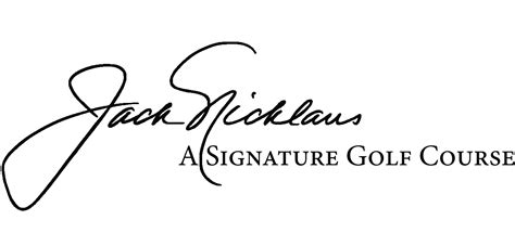 signature design plans harbor shores jack nicklaus signature course