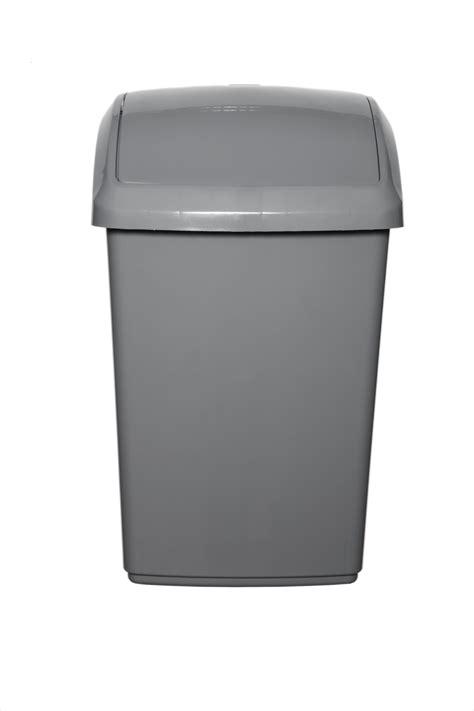 swing top bins housewares bins bins 50 l large swing top bin