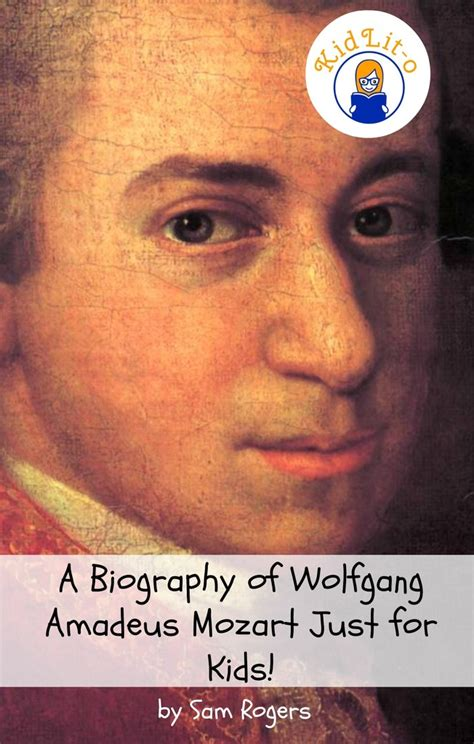 mozart biography amazon what s so great about mozart a biography of wolfgang