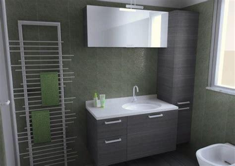 piastrelle grigie bagno abbinare il grigio alle pareti foto design mag