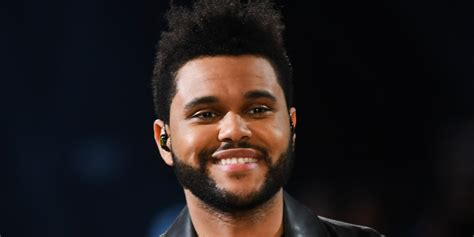 the weekends new haircut the weeknd said cutting his hair off was the greatest