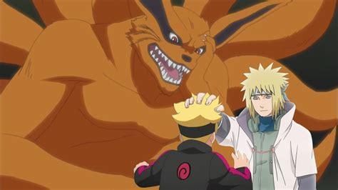 boruto bertemu minato boruto meets minato for a first time boruto naruto next