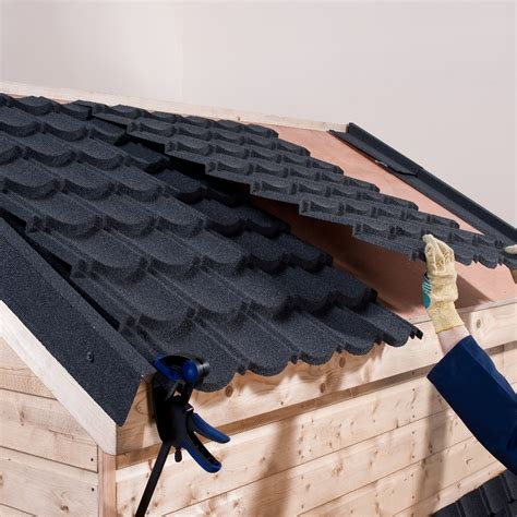 Tile Roof Installation Corotile Lightweight Metal Roof Sheet Barge Cover Roofing Ventilation
