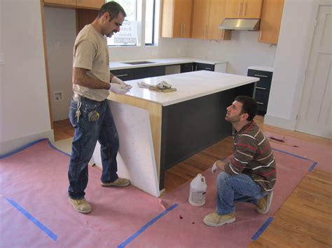 High End Kitchen Islands Granite Countertops Green Button Homes