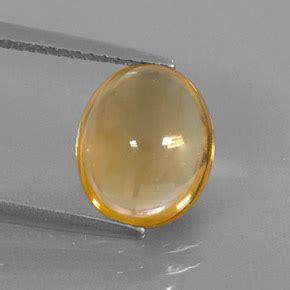 Citrine Quartz 2 8ct 2 8ct yellow golden citrine gem from madagascar