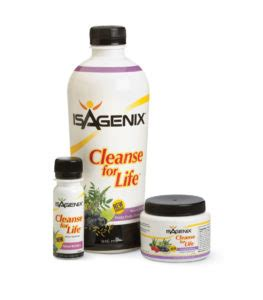 Turbo Detox Silicone Toxicity by Isagenix Canada Ingredients What S In The Products