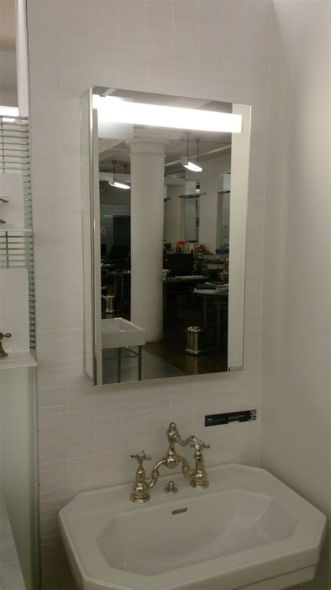 bathroom mirror with electrical outlet houses for