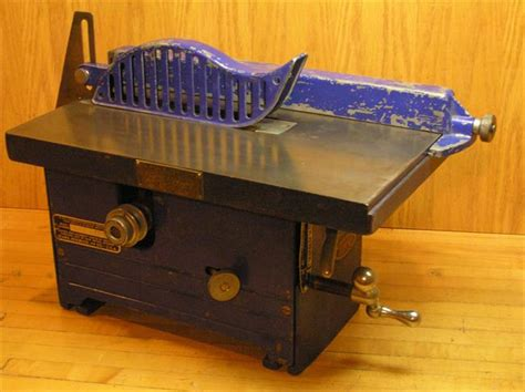 small bench saw photo index sears dunlap 103 0203 tilt table bench saw vintagemachinery org