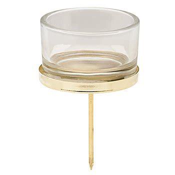 Kerzenhalter Gold by Kerzenhalter Quot Gold Quot Kaufen Buttinette Bastelshop