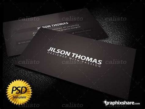 60 absolutely free and black business card templates