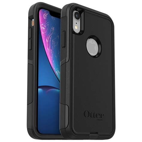 otterbox commuter for apple iphone xr black