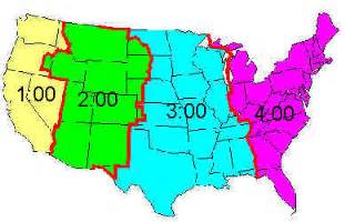 us time zones difference in hours www proteckmachinery