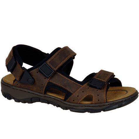 mens velcro sandals uk rieker bridge mens velcro sandals rieker from charles