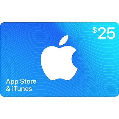 Apple Itunes Gift Card app store itunes gift cards 50 pack 25 business apple